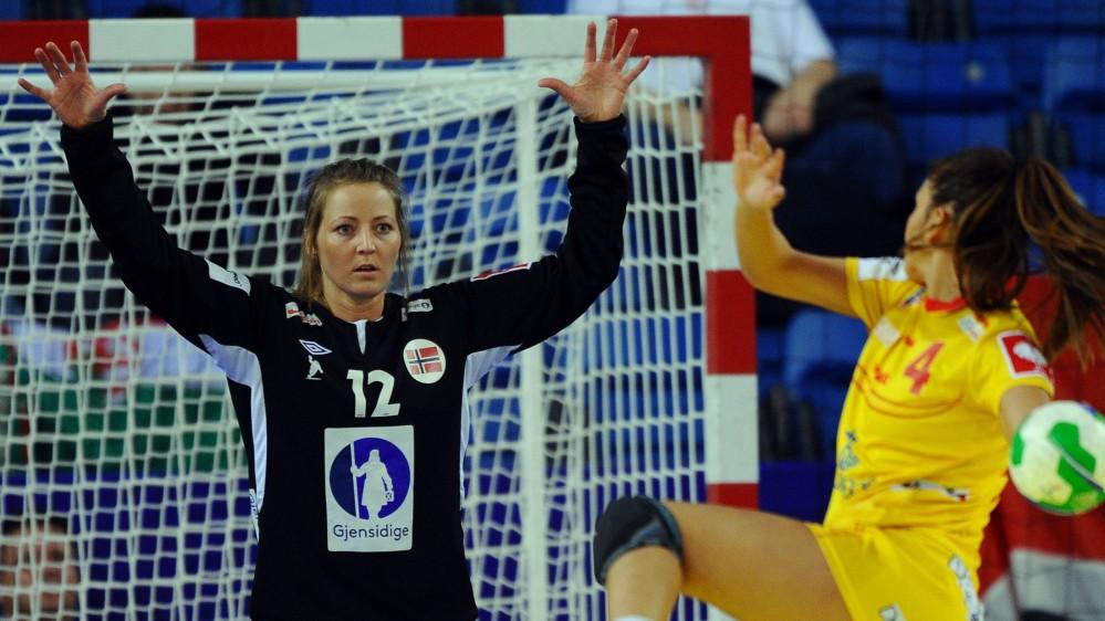 kvinder em håndbold 2014 Syddjurs
