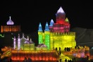 Galleri: 16th Harbin Snow and Ice World i Kina den 22/12 2014