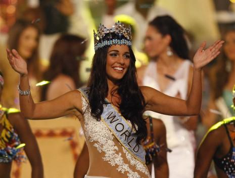 artikel :Udland Miss World Verdens smukkeste kvinde er kinesisk