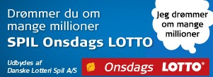 onsdags lotto