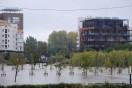 Galleri: Voldsomt skybrud over Montpellier den 29/9 2014