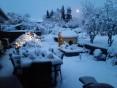 Galleri: Snevejr over Danmark Julemorgen den 25/12 2014