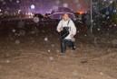 Galleri: Uvejr i Genoa i Italien den 10/10 2014