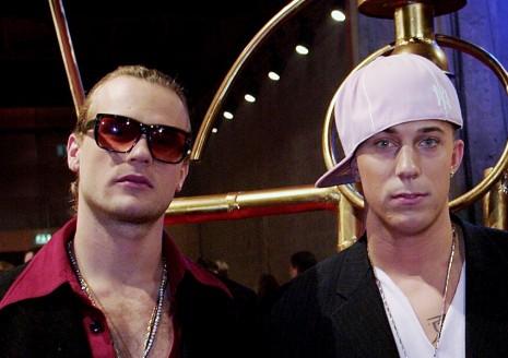 Nik og Jay gik amok efter koncert | Tvtid